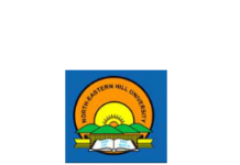 North Eastern Hill Univ Wanted Guest Lecturer