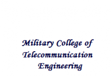 Military College of Telecommunication Engineering Wanted Associate Professor/Assistant Professor