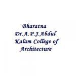 Bharatna Dr.A.P.J. Abdul Kalam College of Architecture Wanted Associate Professor/Assistant Professor/Lecturer