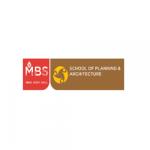 MBS School of Planning and Architecture Wanted Professor/Associate Professor/Assistant Professor