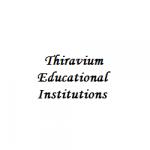 Thiravium Educational Institutions Wanted Lecturers