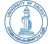 University of Calicut Wanted Assistant Professor