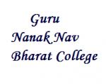 Assistant Professor Jobs at Guru Nanak Nav Bharat College