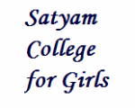 Assistant Professor Jobs at Satyam College for Girls