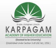 Karpagam Academy of Higher Education Wanted CEO/Deputy Advisors